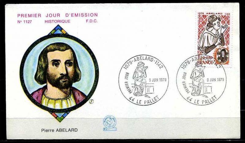 E06408)Frankreich FDC 2156