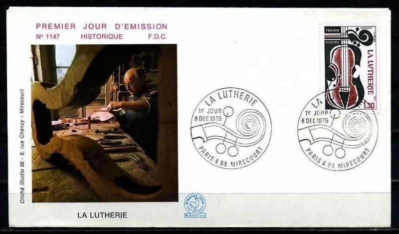 E06428)Frankreich FDC 2186