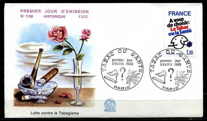 E06437)Frankreich FDC 2200