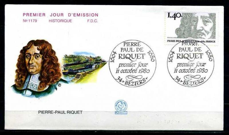 E06458)Frankreich FDC 2223