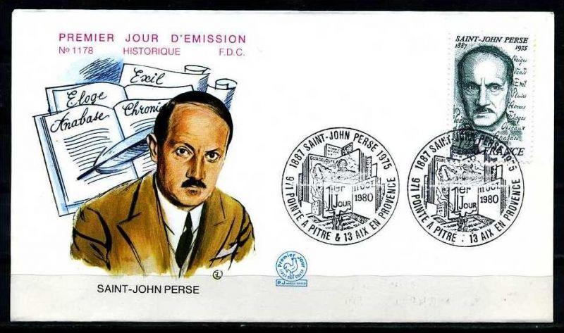 E06459)Frankreich FDC 2224