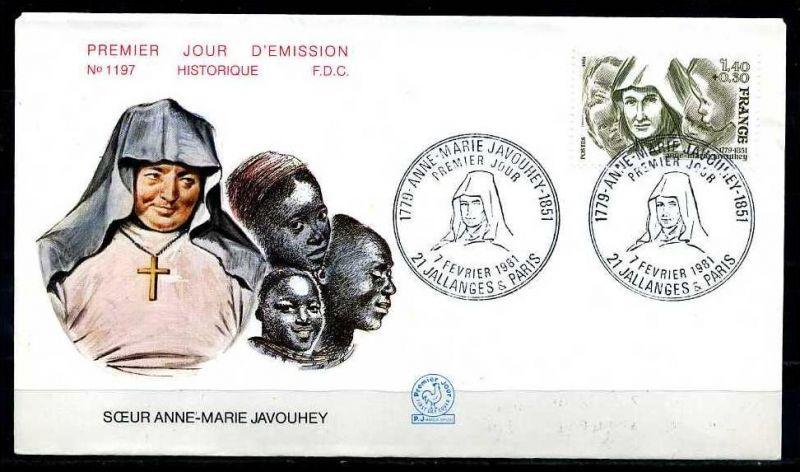 E06471)Frankreich FDC 2246