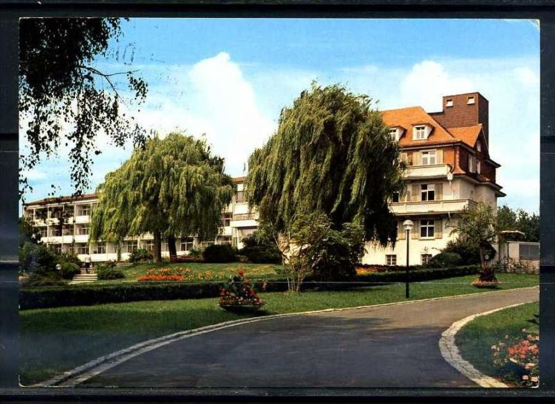K7990)Ansichtskarte: Mössingen - Bad Sebastiansweiler, Haus Albblick