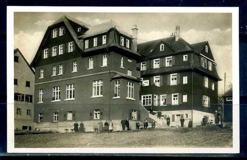 K7992)Ansichtskarte: Mörtlingen, Erholungsheim Rettungsarche