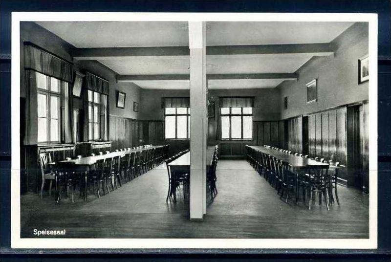 K7993)Ansichtskarte: Mörtlingen, Erholungsheim Rettungsarche