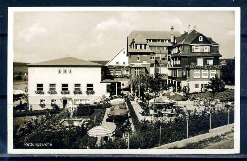 K7994)Ansichtskarte: Mörtlingen, Erholungsheim Rettungsarche