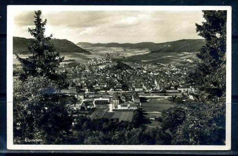 K7998)Ansichtskarte: Ebingen