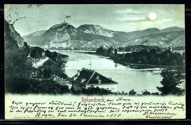 K2594)Ansichtskarte Remagen - Rolandseck