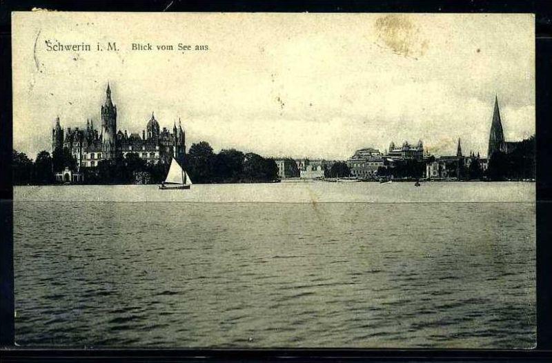 K2603)Ansichtskarte Schwerin