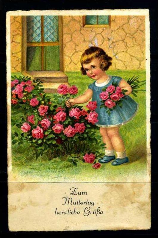 K3124)Ansichtskarte Muttertag