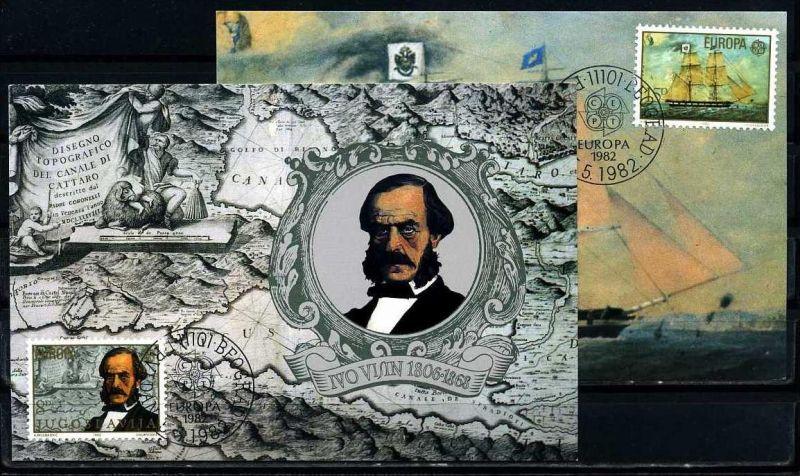 X2625)Jugoslawien Maxi-Karte 1919/20 Cept