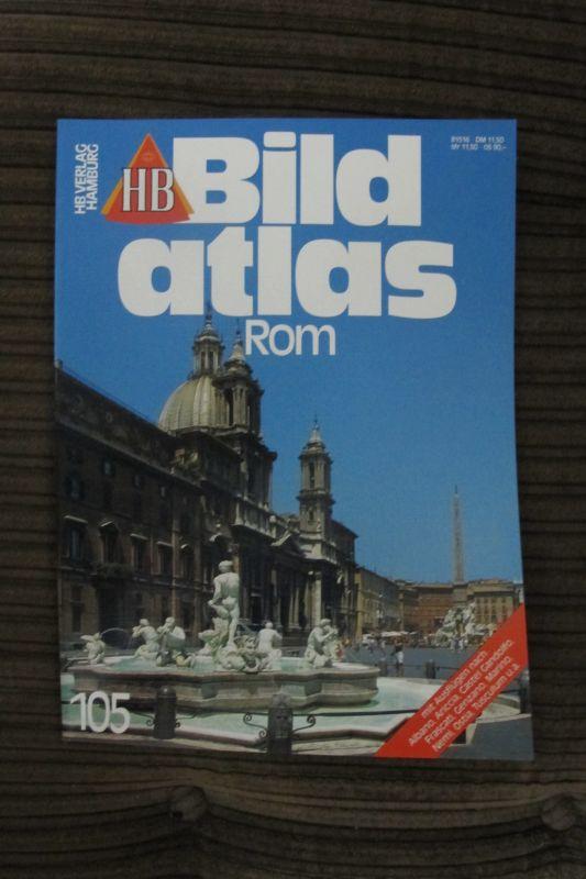 HB-Bildatlas Nr.105: Rom - Stadt und Umland