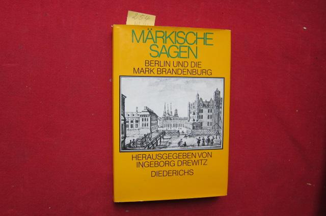 Märkische Sagen - Berlin und die Mark Brandenburg. EUR