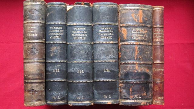 Handbuch der Anorganischen Chemie EUR