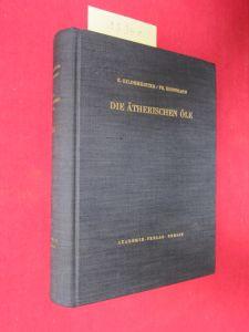 Die ätherischen Öle. Band III d - Die Inhaltsstoffe. Hrsg. Wilhelm Treibs. Allg. Teil A: Grundlagen, Analyse und Behandlung der Inhaltsstoffe. EUR