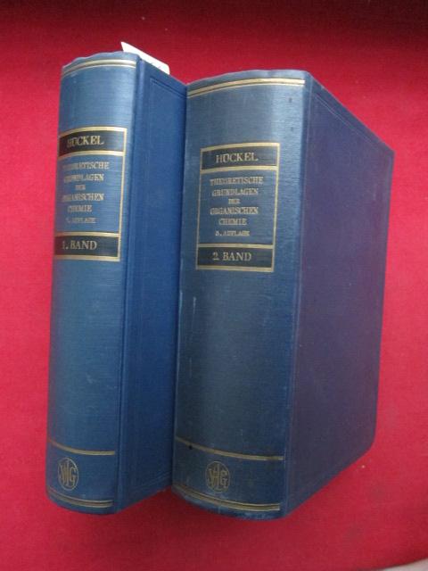 Theoretische Grundlagen der Organischen Chemie - 2 Bände (komplett) EUR