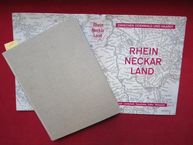 Rhein-Neckar Land - Zwischen Odenwald und Haardt. EUR