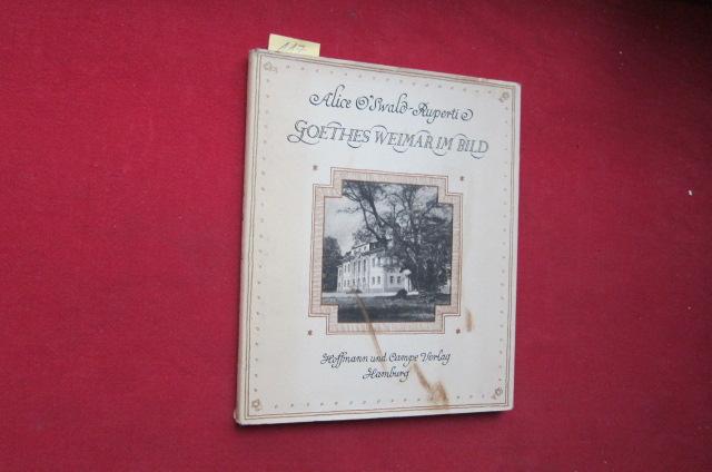 Goethes Weimar im Bild EUR