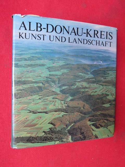 Alb-Donau-Kreis : Kunst und Landschaft. Bildauswahl und Texte Erwin Treu. Fotos Wolfgang Adler, Eugen Sauter u.a. Herausgegeben vom Alb-Donau-Kreis. EUR