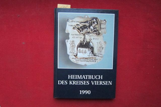 Heimatbuch des Kreises Viersen 1990 : EUR