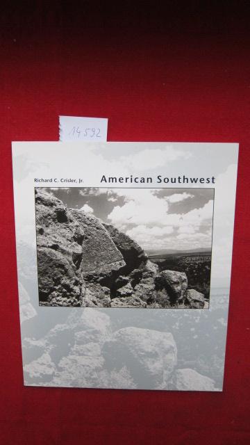 American Southwest. Gestaltung/Design: Ingo Wulff. Übersetzung/Translation: Caroline Lake. Texte: Dr. Josie Shumake, Dir. Amerika Haus/ Berlin, Helmut Börsch-Supan. EUR