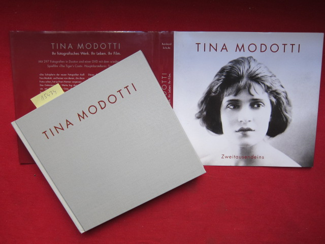 Tina Modotti : Ihr fotografisches Werk . Ihr Leben . Ihr Film. [Mit DVD] EUR