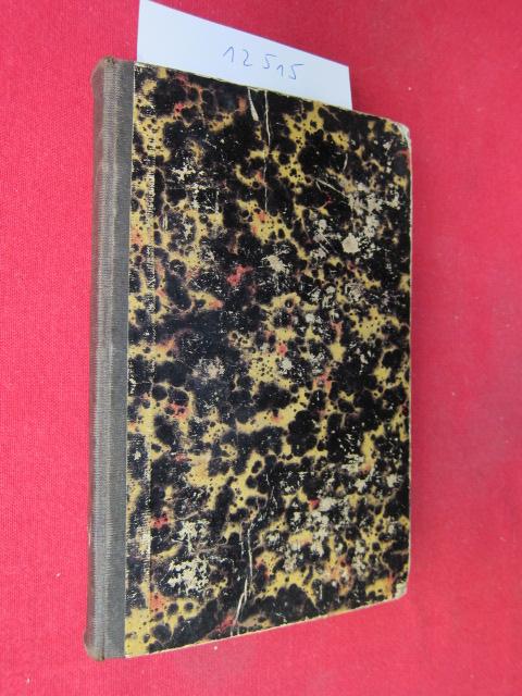 Voyage en Orient 1832 - 1833. Auszug in einem Bande mit erläuternden Noten, einem Wörterbuche und einem Register. EUR
