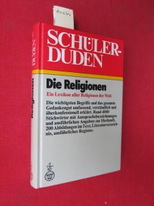 """Schülerduden """"Die Religionen"""". Ein Lexikon alles Religionen der Welt. EUR"""