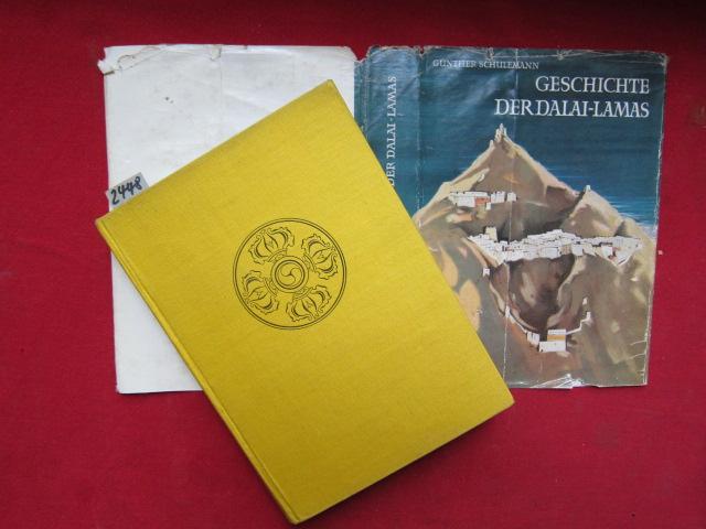 Geschichte der Dalai-Lamas EUR