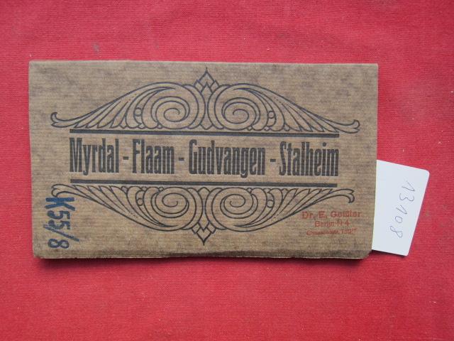 Myrdal - Flaam - Gudvangen - Stalheim EUR