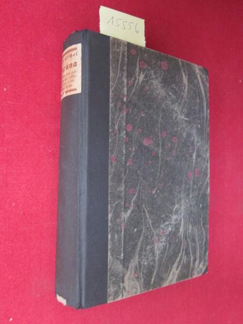 Varuna : Das Gesetz des aufsteigenden u. sinkenden Lebens in d. Völkergeschichte. [3 Teilbände in 1 Band] EUR