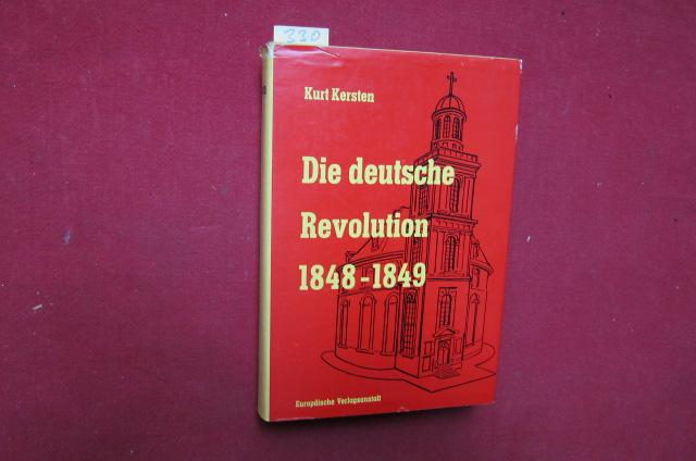 Die deutsche Revolution 1848-1849 EUR