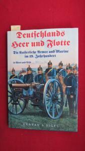 Deutschlands Heer und Flotte : Die Kaiserliche Armee und Marine im 19. Jahrhundert in Wort und Bild. EUR