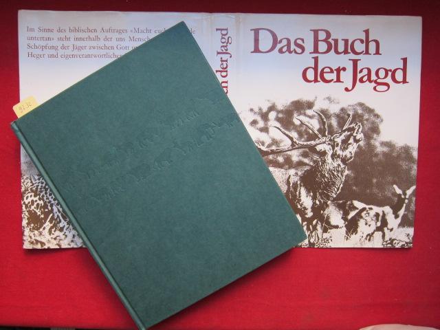Das Buch der Jagd. Tierzeichnungen: Walter Linsenmaier. EUR