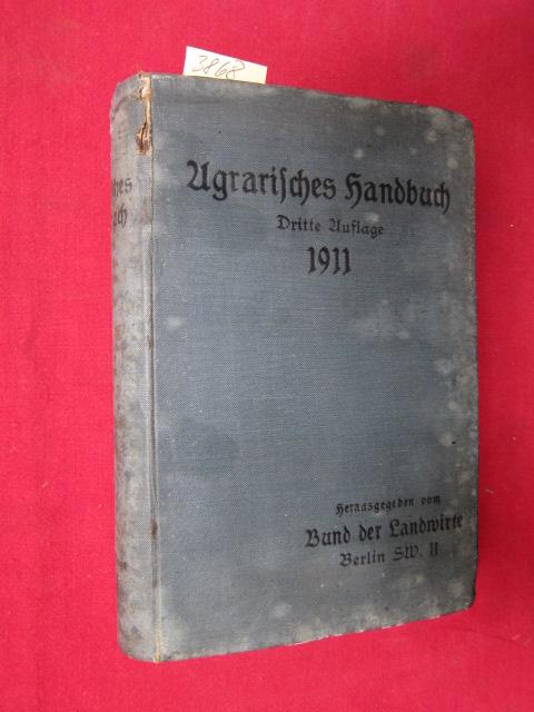 Agrarisches Handbuch. EUR