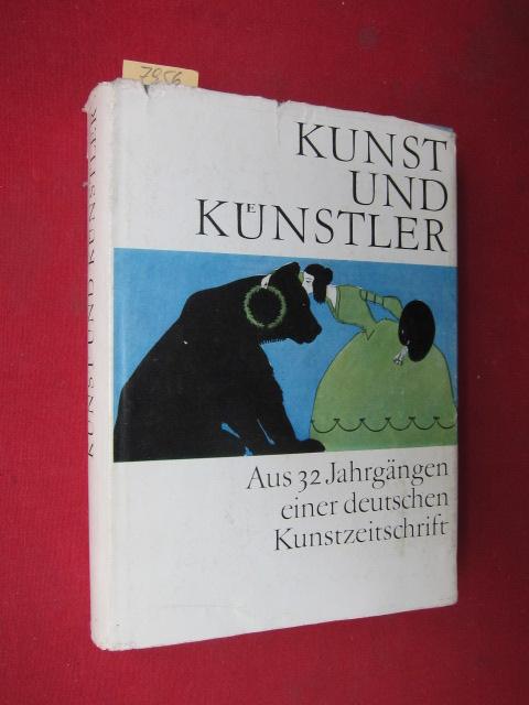 Kunst und Kuenstler : Aus 32 Jahrgängen einer deutschen Kunstzeitschrift. EUR