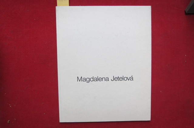 Magdalena Jetelova Staatl. Kunsthalle Baden-Baden 18.10. - 16.11.1986. EUR