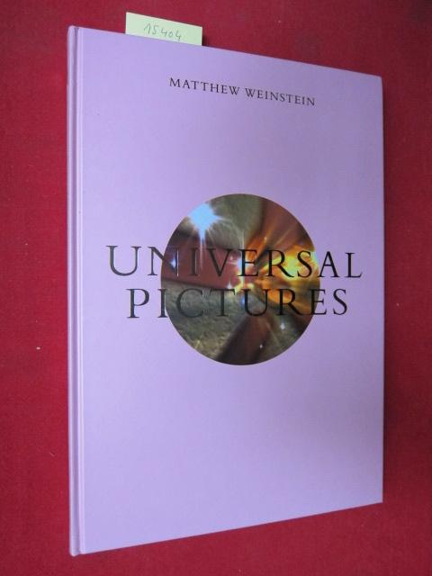 Matthew Weinstein : universal pictures : [Texts: ; Corinna Thierolf. Transl.: Alan Forman] [anlässlich der gleichnamigen Ausstellung in der Pinakothek der Moderne, München, 14.1.2004 - 7.3.2004]. EUR