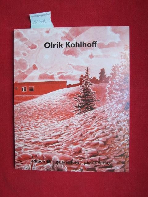 Die Ruhe und die Illusion [Text: Ulrich Kuder. Hrsg. von Hans-Heinrich Lüth], Edition 26 Galerie Lüth ; EUR