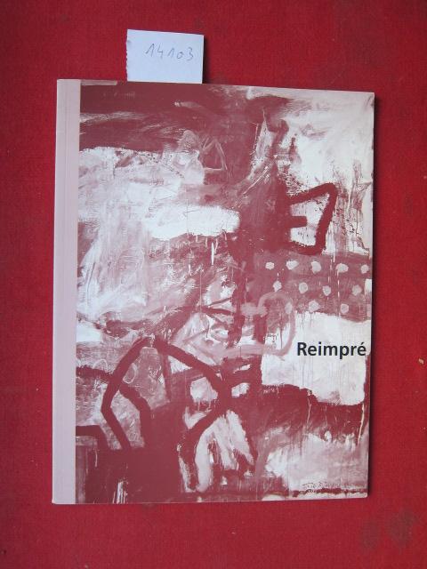 Peintures - Malerei : Text von Jacques Demarcq.Übersetzungen von Egbert Baqué. EUR