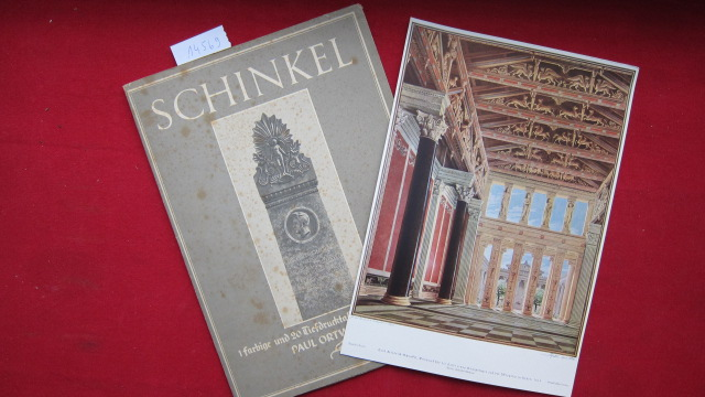 Karl Friedrich Schinkel (1781-1841). Einf. v. Paul Ortwin Rave. EUR