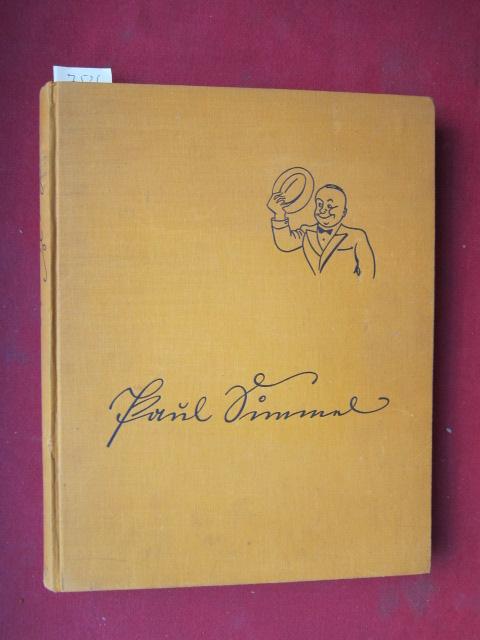Neues Paul Simmel-Album : Unveröffentlichte, letzte Arbeiten des Künstlers. - Mit einem Geleitwort von Rudolf Presber. EUR