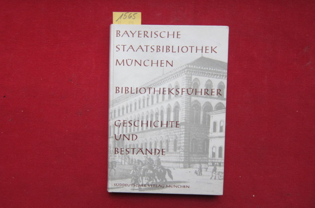 Bayerische Staatsbibliothek München. EUR