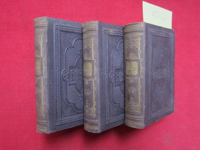 Gesammelte Schriften : 3 (von 5) Bänden. [Teilbände 1-2, 5-6 und 7-9] EUR