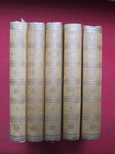 Sämtliche Werke : Bände I - V - komplett . Mit einer Einführung von C.G. von Maassen. Rösl-Klassiker. EUR