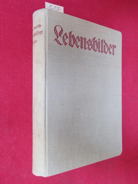 Lebensbilder des 19. Jahrhunderts. Mitteldeutsche Lebensbilder, Band 1 ; Hrsg. von der historischen Kommission für die Provinz Sachsen und für Anhalt. EUR