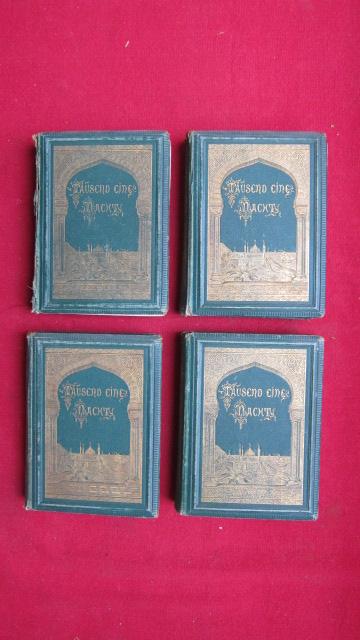 Tausend und eine Nacht. Arabische Erzählungen. 4 Bände (komplett) EUR