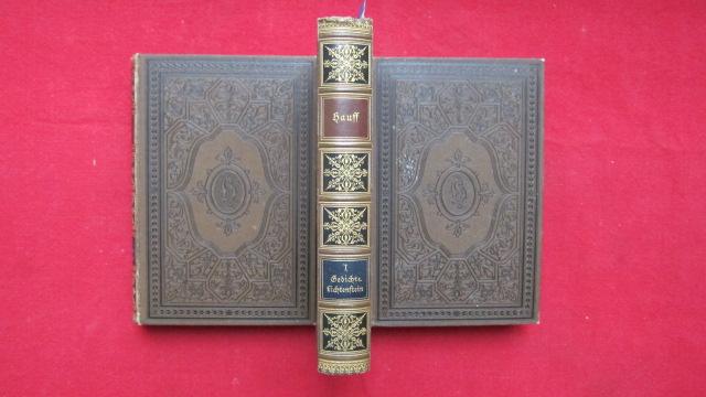 Wilhelm Hauffs Werke. 3 Bände. EUR