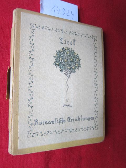 Romantische Erzählungen. EUR