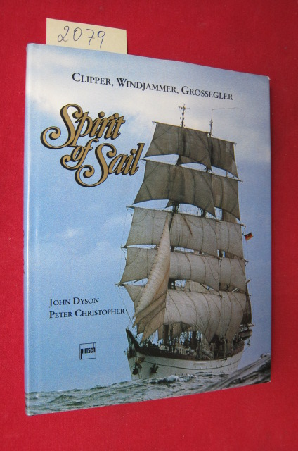 Spirit of Sail - Clipper, Windjammer, Grossegler. EUR